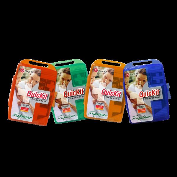 Trafalgar QuicKit First Aid Kit