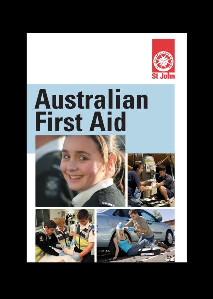 St John AFA First Aid Manual