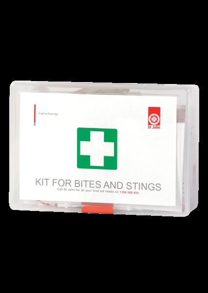 St John Bites & Stings First Aid Kit