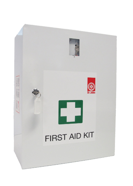 St John Workplace Wall Mount First Aid Kit