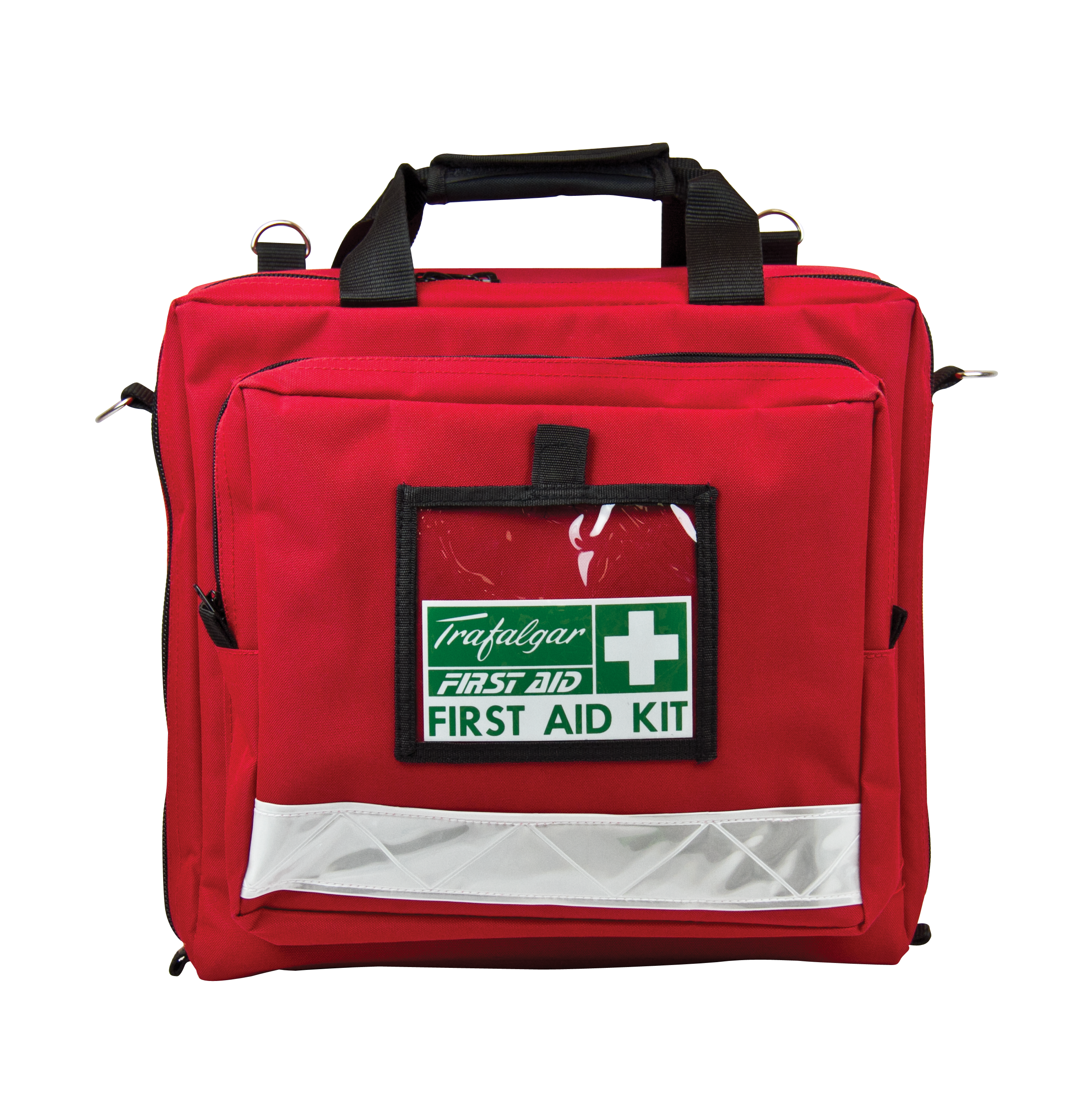 Trafalgar Portable Soft Case National Workplace First Aid Kit