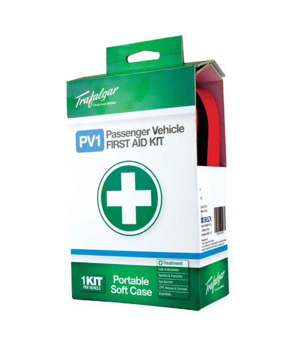 PV1 Passenger Vehicle First Aid Kit