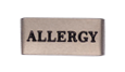 Active Classic Badges ALLERGY