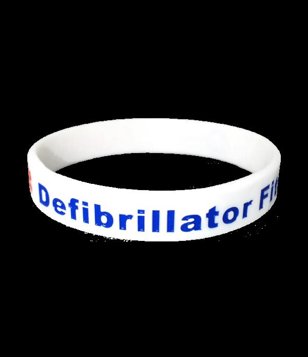 Defibrillator Fitted Alert Medical ID