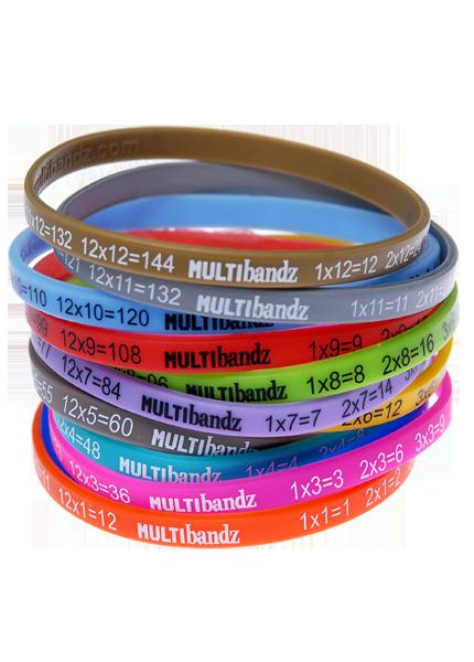 Multibandz by Handband 50 pack