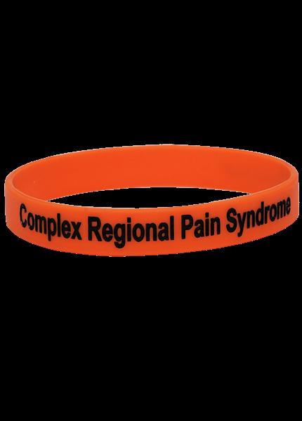 CRPS Complex Regional Pain Syndrome Medical Alert ID Bracelet