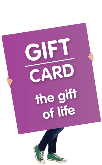 Gift Card, The Gift Of Life