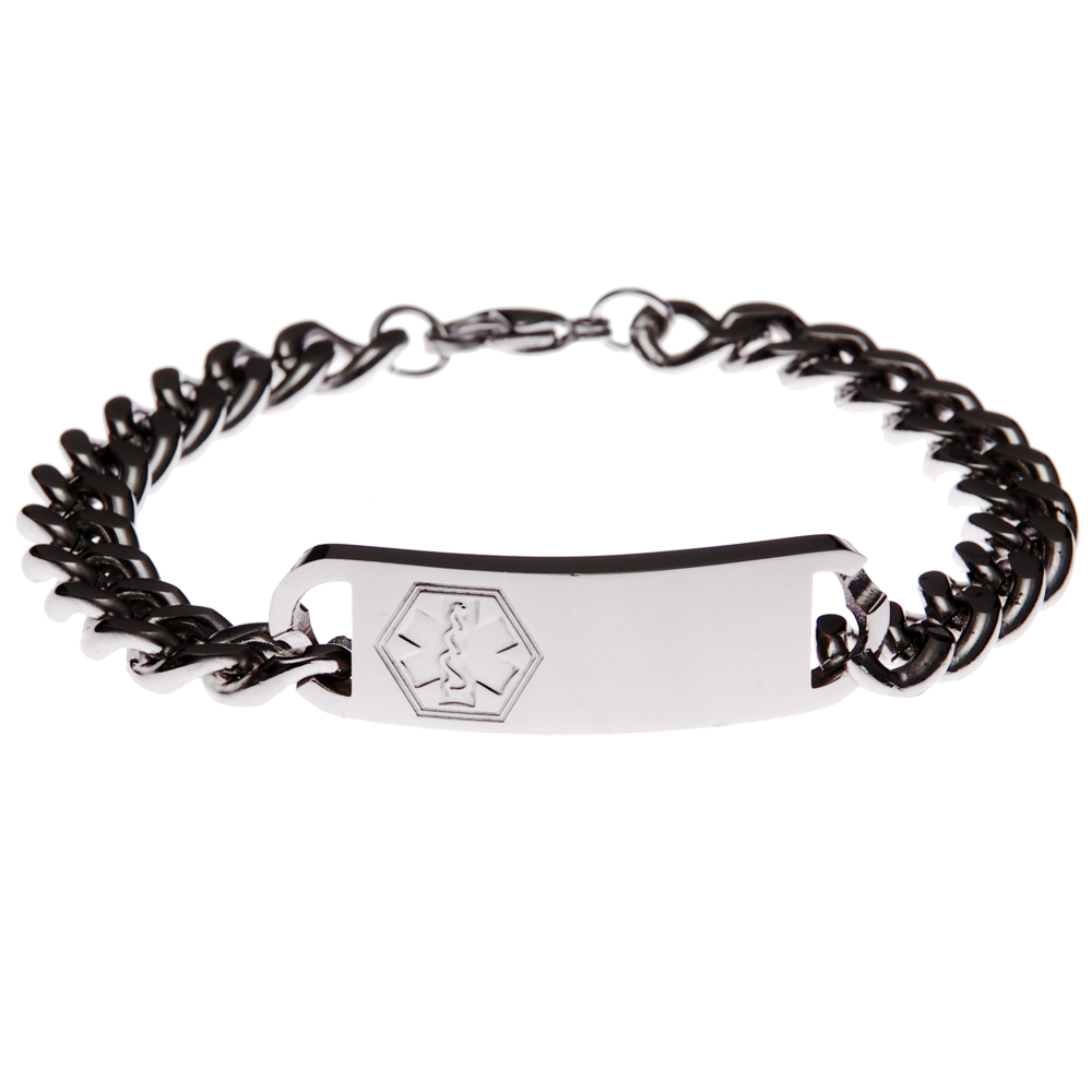 Stainless Steel Classic Bracelet - Blank