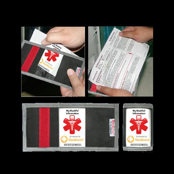 MediPal Seatbelt ID