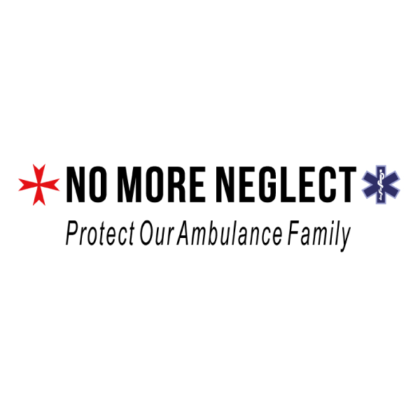 No More Neglect Car Bumper Sticker