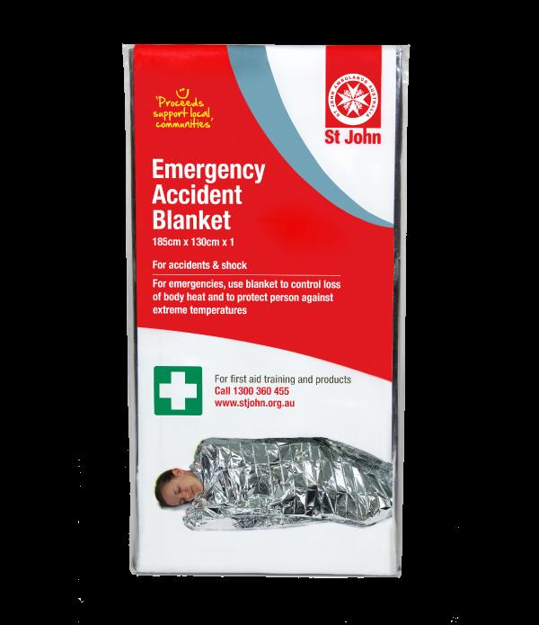 Emergency Accident Blanket