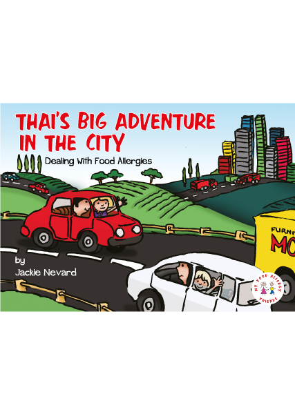 Thais Big Adventure In The City