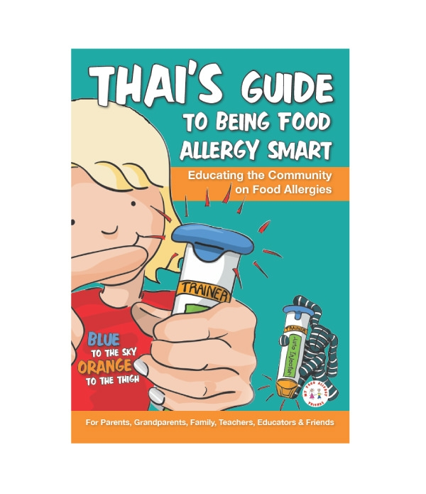 Thai's Guide to Being Food Allergy Smart - Educating the Community