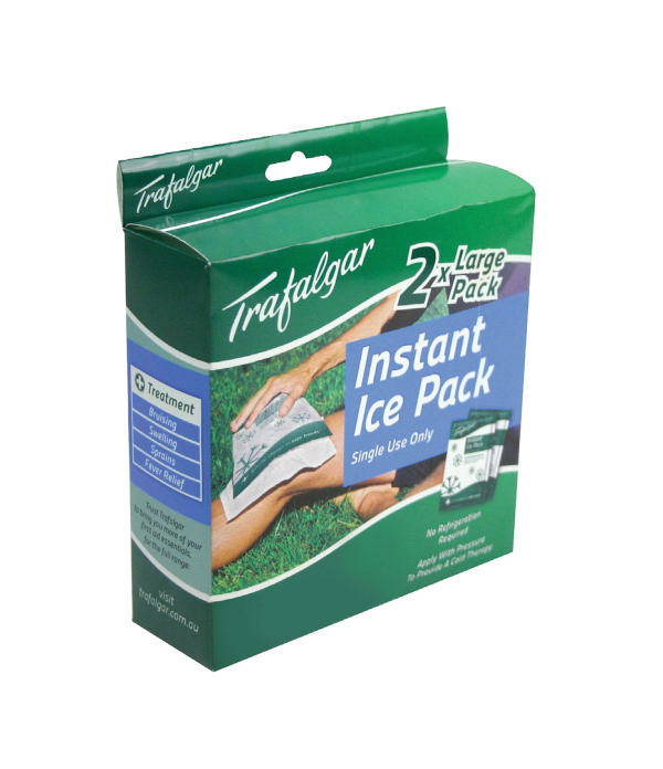 Instant Ice Pack Large Pack