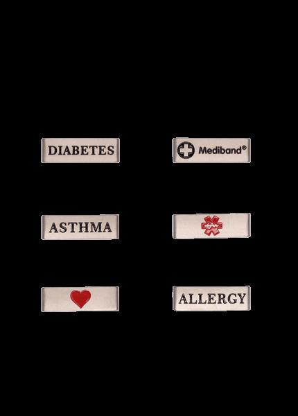 Active X Badges