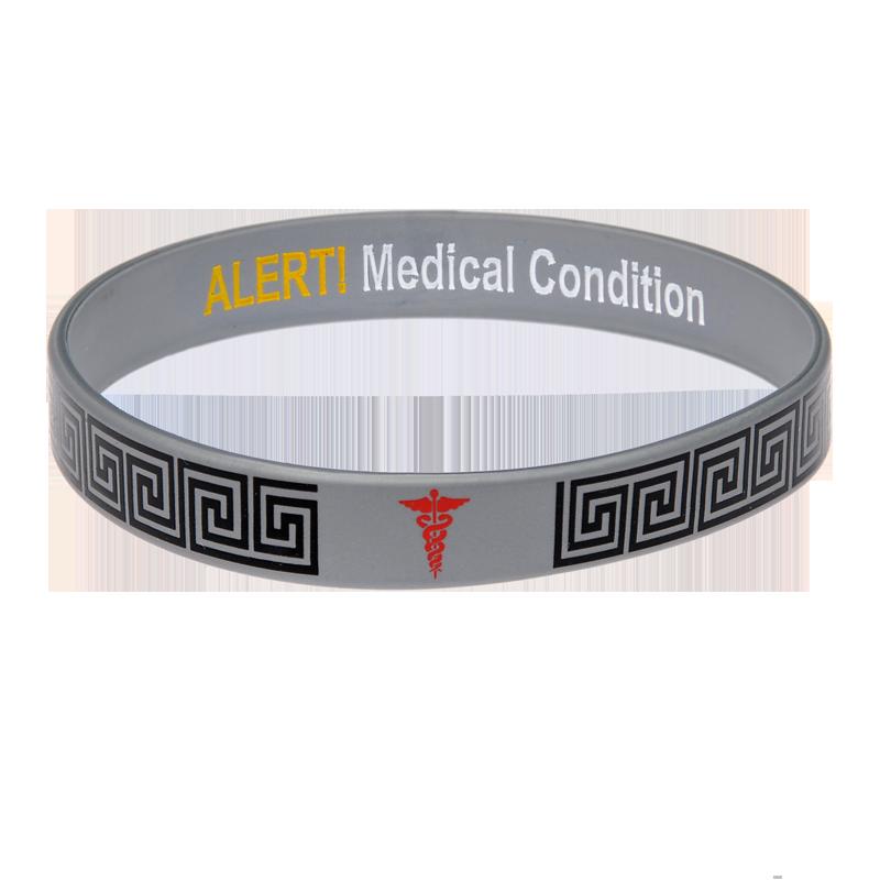 Deco - Reversible Write On Medical Bracelet