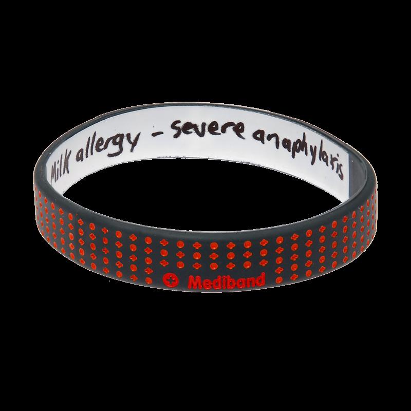 Dots - Reversible Write On Medical Bracelet