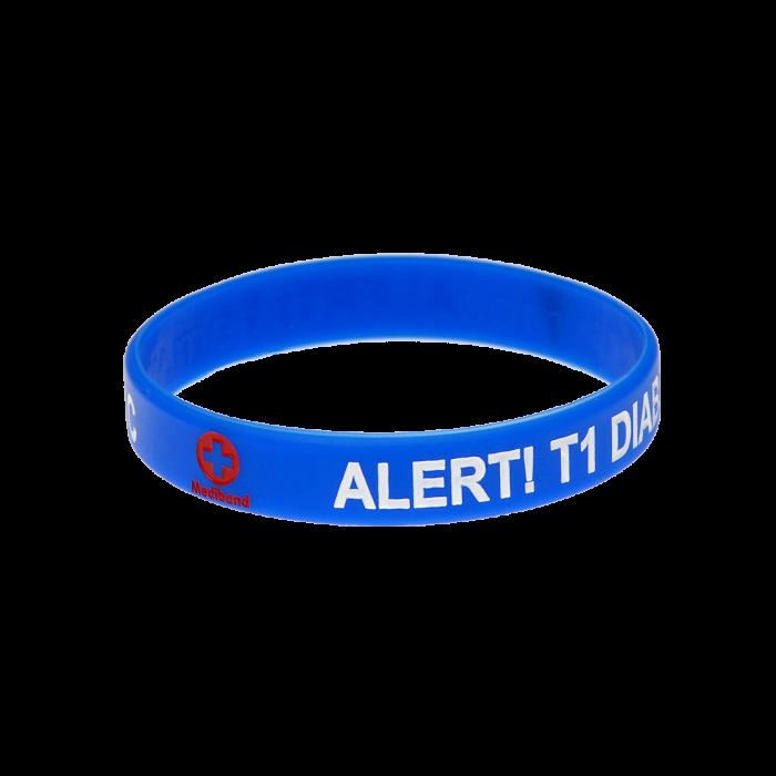 Type One Diabetes Medical Alert Bracelet